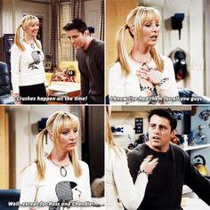 Phoebe and Joey