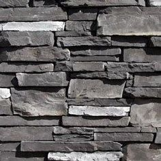 Black Bear Manufactured Stone Veneer - Midwest Collection