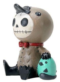 Sitting Furrybones® Platypus Bill Skull Face in Full Costume with Hood Summit http://www.amazon.com/dp/B00K5BHVH4/ref=cm_sw_r_pi_dp_XwAfub16TN4VQ