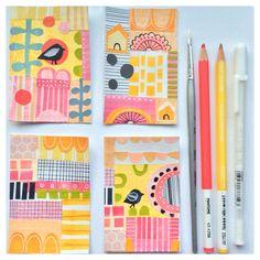 "News – Tagged ""creative process"" – julie hamilton Motifs Textiles, 7 Arts, Sketchbook Inspiration, Art Journal Pages, Art Journals, Artist Trading Cards, Mail Art, Moleskine, Art Techniques"
