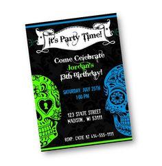 Sweet 16 Invitations, Wedding Shower Invitations, Photo Invitations, Printable Invitations, Birthday Party Invitations, Invitation Flyer, Invitation Design, Invite, Halloween Sweet 16