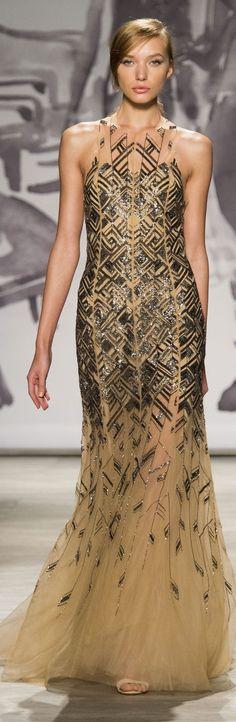 Lela Rose, Spring 2015 - Best Collections from New York Fashion Week Spring 2015 - StyleBistro Fashion Week, New York Fashion, Runway Fashion, Fashion Show, Fashion Looks, Fashion Design, Fashion Spring, Fashion Details, London Fashion