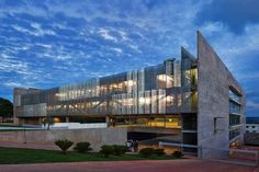 Sebrae Headquarters in Brasilia, Brazil by Gruposp