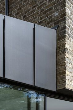 View the full picture gallery of Dulwich External Wall Cladding, Dulwich Picture Gallery, Loft Room, House Extensions, Architecture Details, Ideal Home, House Design, Inspiration, Kitchen Designs
