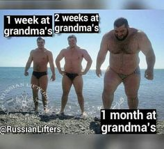 There is no NO at grandma by gymhumourofficial Funny Menes, Cs Go Memes, Mad Max Fury, Russian Memes, Mexican Humor, Crazy People, Sports Humor, Man Photo, The Funny