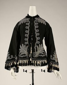 Jacket Date: 1865–69 Culture: French  Medium: [no medium available]  Dimensions: [no dimensions available] Accession Number: C.I.65.30.5 The Metropolitan Museum of Art
