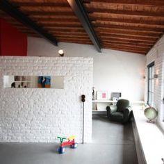 | BLOW Architectes - For architecture lovers : Loft Bruxelles