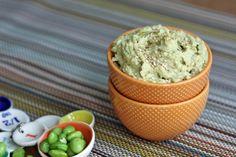 Fresh Recipes | Edamame Hummus