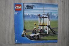 Lego 7743 INSTRUCTION BOOK City Police Command Centre BOOK ONE #Lego Lego Instruction Books, Book City, Lego Instructions, Lego Building, Centre, Police, Painting, Ebay, Painting Art