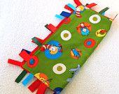 Dr. Seuss Ribbon Blanket