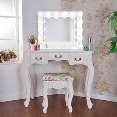 Hollywood Vanity Mirror  Prepare to hit celebrity main street, arrive that driving part, entrance the majority amid your daily syndicated program interviews - or maybe essentially look and feel your most prominent out on the town with companions! You totally will in the wake of investing energy with our Hollywood mirror: an individual routine must have.  You can look here and buy.