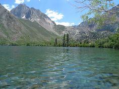 Convict lake, June 17, 2012