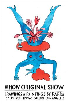 Parra: The How Original Show @ HVW8