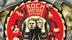 Koch Brothers EXPOSED: 2014 | FULL DOCUMENTARY (55:57) | BRAVE NEW FILMS | Published on Jan 21, 2015 | http://youtu.be/2N8y2SVerW8 | Billionaires David and Charles Koch have been handed the ability to buy our democracy in the form of giant checks to the House, Senate, and soon, possibly even the Presidency. 2/1