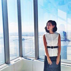 Nicole Warne - New York Fashion Week.  (February 2015)