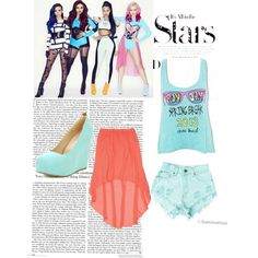 Little Mix' style Little Mix Outfits, Little Mix Style, Ballet Skirt, Clothing, Skirts, Fashion, Outfits, Moda, Skirt