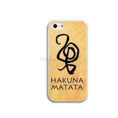 hakuna matata symbol iphone 6 case iphone 6 plus case gift for iphone 5 5s cover 5c case phone cover iphone 4 4s case samsung galaxy S5 S 5 case