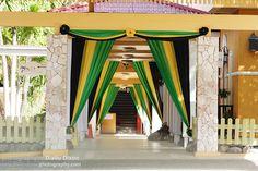 Jamaica 50 decorations