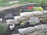 unopened bag concrete retaining wall - Yahoo Image Search Results