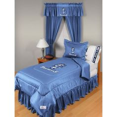 Sports Coverage University of North Carolina Comforter - Full/Queen - 04JRCOM4NCUQUEN