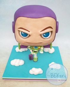 Chibi Buzz Lightyear