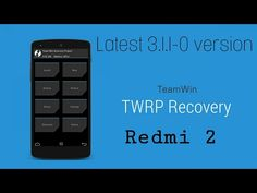Latest TWRP recovery for Redmi 2 - Installation Redmi 2, Recovery, Android, Youtube, Universe, Rome, Survival Tips, Healing, Youtubers