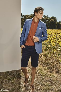 Official fashion campaign for Spring/Summer 2017 Ss 2017, Bermuda Shorts, Scenery, Campaign, Spring Summer, Men, Style, Fashion, Swag