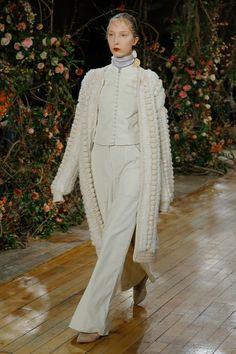 Ulla Johnson Fall 2017 Ready-to-Wear Fashion Show Collection