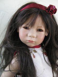 Давайте знакомиться снова! Мои дети от Annette Himstedt / Коллекционные куклы Annette Himstedt / Бэйбики. Куклы фото. Одежда для кукол