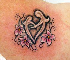 mother+daughter+tattoos   Mother daughter tattoo