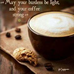 Burdens & Coffee