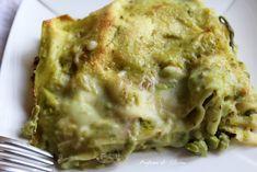 #Lasagne con #asparagi e #piselli
