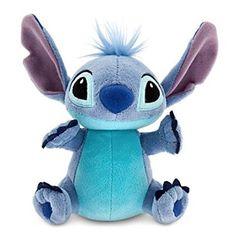 Disney Stitch Plush Mini Bean Bag Toy