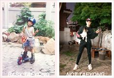 NCT Recreates Childhood Photos For Children's Day Nct Taeyong, Nct 127, Winwin, Jaehyun, Wattpad, Childhood Photos, Fandom, Mark Nct