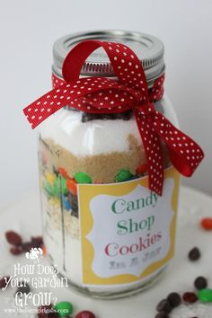 Candy Shop Cookies