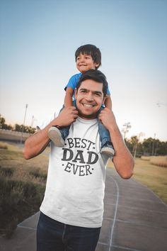 Fathers Gift - Best Papa T Shirt, Dad Gift - Best Father Tee Shirt, Mens Graphic Tees with Sayings, Husband Gift, Daddy shirt Funny Dad Shirts, Fathers Day Shirts, Dad To Be Shirts, Funny Tees, World's Greatest Dad, Best Dad, S Shirt, Tee Shirts, Daddy Shirt