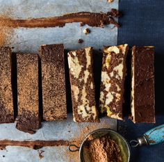 Best Chocolate Slice Ever. AKA Best Chocolate Slice Ever. Simple delicious and free from gluten grains dairy egg and refined sugar. Chocolate Slice, Chocolate Treats, Best Chocolate, Chocolate Recipes, Healthy Chocolate, Almond Recipes, Raw Food Recipes, Dessert Recipes, Muffin Recipes