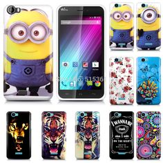 New Arrival Glossy Printed Soft TPU Gel Back Case Cover for Wiko Lenny with Gift | Price: US $2.39 | http://www.bestali.com/goto/2048846728/10