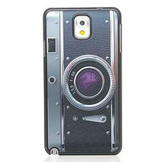 Vintage Camera  Pattern Hard Case for Samsung Galaxy Note 3 N9000 – USD $ 3.99