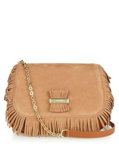 Rosita fringed front-flap cross-body bag  | See By Chloé | MATCHESFASHION.COM US