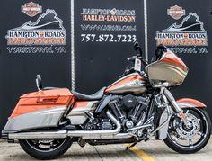 2013 #HarleyDavidson #CVO #RoadGlide Custom #Motorcycles - #Yorktown, VA at #Geebo
