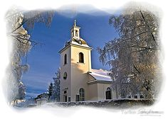 Winter Church (signature series)
