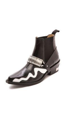Toga Pulla Western Cheslea Boots