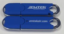 #USB Sticks (2)  (Standard/Included)