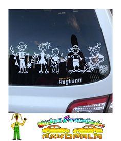 """Sticker """"Pack Familia, 01 integrante adicional"""