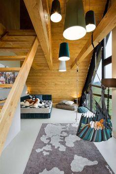 Holzverkleidung für Wand und Decke im Kinderzimmer ➡ ➡ ➡ https://www.amazon.de/b/ref=as_li_ss_tl?node=2810168031&ajr=0&linkCode=sl2&tag=fb.traumhafte.wohnideen-21&linkId=2cb283aca6c1ef272640a301594da5ca #traumhaft #Kinderzimmer