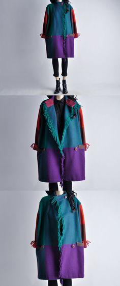 vintage coat, Etsy