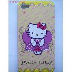 Cartoon Hello Kitty Hard Back Case 4 iPhone 4G 4GS 4S Cover