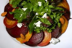 What? You've never had roasted beets?? You must, you must try them!!