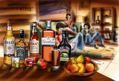 drinks ad